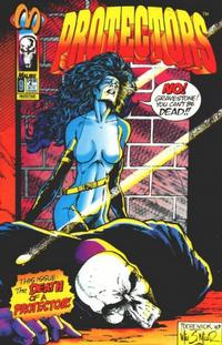 Cover Thumbnail for Protectors (Malibu, 1992 series) #9 [direct]