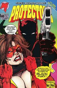 Cover Thumbnail for Protectors (Malibu, 1992 series) #10 [direct]