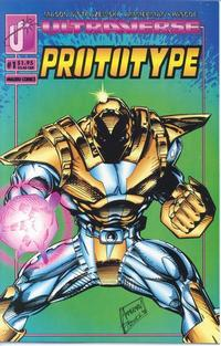 Cover Thumbnail for Prototype (Malibu, 1993 series) #1 [Direct]
