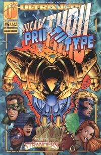 Cover Thumbnail for Prototype (Malibu, 1993 series) #5 [Direct]