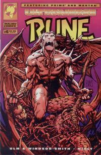 Cover Thumbnail for Rune (Malibu, 1994 series) #6