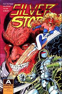 Cover Thumbnail for Silver Storm (Malibu, 1990 series) #3