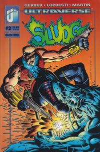 Cover Thumbnail for Sludge (Malibu, 1993 series) #2