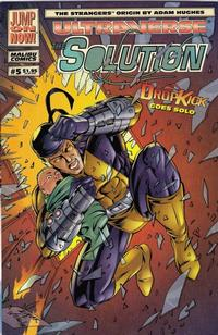 Cover Thumbnail for The Solution (Malibu, 1993 series) #5 [Direct Edition]