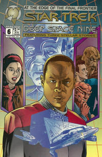 Cover Thumbnail for Star Trek: Deep Space Nine (Malibu, 1993 series) #6