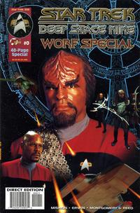 Cover Thumbnail for Star Trek: Deep Space Nine Worf Special (Malibu, 1995 series) #0