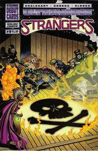 Cover Thumbnail for The Strangers (Malibu, 1993 series) #9 [Direct Edition]