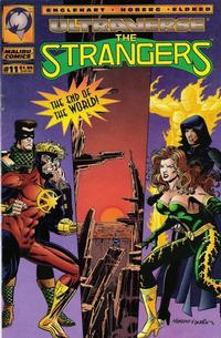 Cover Thumbnail for The Strangers (Malibu, 1993 series) #11 [Direct Edition]