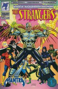 Cover Thumbnail for The Strangers (Malibu, 1993 series) #13