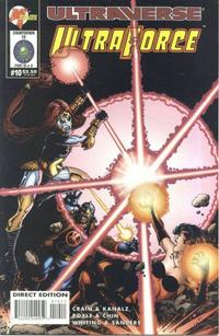 Cover Thumbnail for UltraForce (Malibu, 1994 series) #10