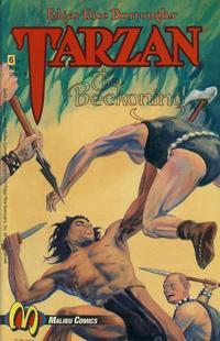 Cover Thumbnail for Tarzan: The Beckoning (Malibu, 1992 series) #6