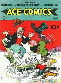 Cover Thumbnail for Ace Comics (David McKay, 1937 series) #9