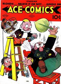 Cover Thumbnail for Ace Comics (David McKay, 1937 series) #17