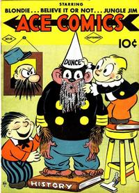 Cover Thumbnail for Ace Comics (David McKay, 1937 series) #18