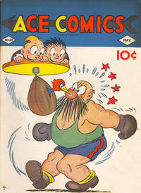 Cover Thumbnail for Ace Comics (David McKay, 1937 series) #26