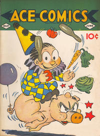 Cover Thumbnail for Ace Comics (David McKay, 1937 series) #27