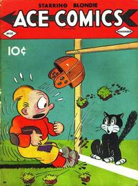 Cover Thumbnail for Ace Comics (David McKay, 1937 series) #32