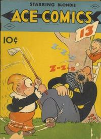 Cover Thumbnail for Ace Comics (David McKay, 1937 series) #39