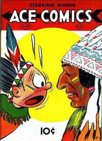 Cover Thumbnail for Ace Comics (David McKay, 1937 series) #41