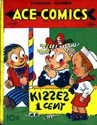 Cover Thumbnail for Ace Comics (David McKay, 1937 series) #43