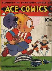 Cover Thumbnail for Ace Comics (David McKay, 1937 series) #45