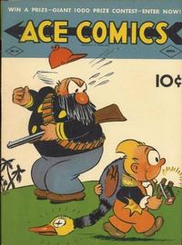Cover Thumbnail for Ace Comics (David McKay, 1937 series) #49