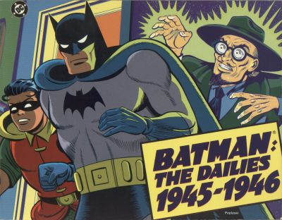 Cover for Batman: The Dailies (Kitchen Sink Press; DC, 1990 series) #3