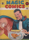 Cover for Magic Comics (David McKay, 1939 series) #9