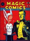 Cover for Magic Comics (David McKay, 1939 series) #10