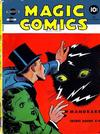 Cover for Magic Comics (David McKay, 1939 series) #17