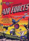 Cover for The American Air Forces (Magazine Enterprises, 1951 series) #7 [A-1 #58]