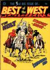 Cover for Best of the West (Magazine Enterprises, 1951 series) #3 [A-1 #52]