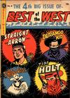 Cover for Best of the West (Magazine Enterprises, 1951 series) #4 [A-1 #59]