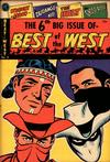 Cover for Best of the West (Magazine Enterprises, 1951 series) #6 [A-1 #70]