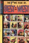 Cover for Best of the West (Magazine Enterprises, 1951 series) #7 [A-1 #76]