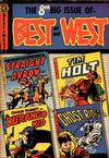 Cover for Best of the West (Magazine Enterprises, 1951 series) #8 [A-1 #81]