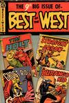 Cover for Best of the West (Magazine Enterprises, 1951 series) #9 [A-1 #85]