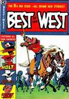 Cover for Best of the West (Magazine Enterprises, 1951 series) #11 [A-1 #97]