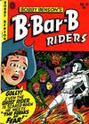 Cover for Bobby Benson's B-Bar-B Riders (Magazine Enterprises, 1950 series) #15