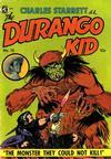 Cover for Charles Starrett as the Durango Kid (Magazine Enterprises, 1949 series) #15