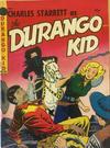 Cover for Charles Starrett as the Durango Kid (Magazine Enterprises, 1949 series) #20