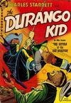 Cover for Charles Starrett as the Durango Kid (Magazine Enterprises, 1949 series) #31