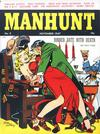 Cover for Manhunt (Magazine Enterprises, 1947 series) #2
