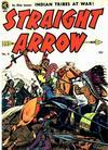 Cover for Straight Arrow (Magazine Enterprises, 1950 series) #6