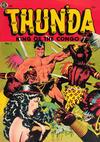 Cover for Thun'da, King of the Congo (Magazine Enterprises, 1952 series) #1