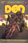 Cover for Den (Fantagor Press, 1988 series) #10