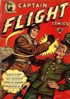 Cover for Captain Flight Comics (Four Star Publications, 1944 series) #[1]
