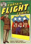Cover for Captain Flight Comics (Four Star Publications, 1944 series) #4