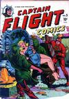 Cover for Captain Flight Comics (Four Star Publications, 1944 series) #5