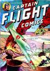 Cover for Captain Flight Comics (Four Star Publications, 1944 series) #6